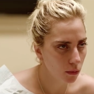 lady gaga at doctor appointment