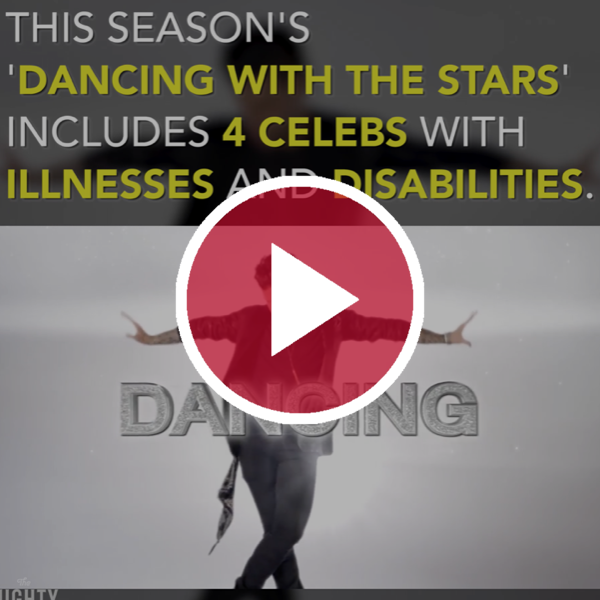This Season's 'Dancing With the Stars' Includes 4 Celebs With Illnesses and Disabilities