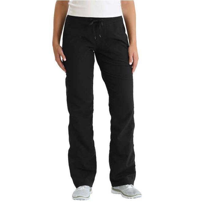 kirkland signature black pants
