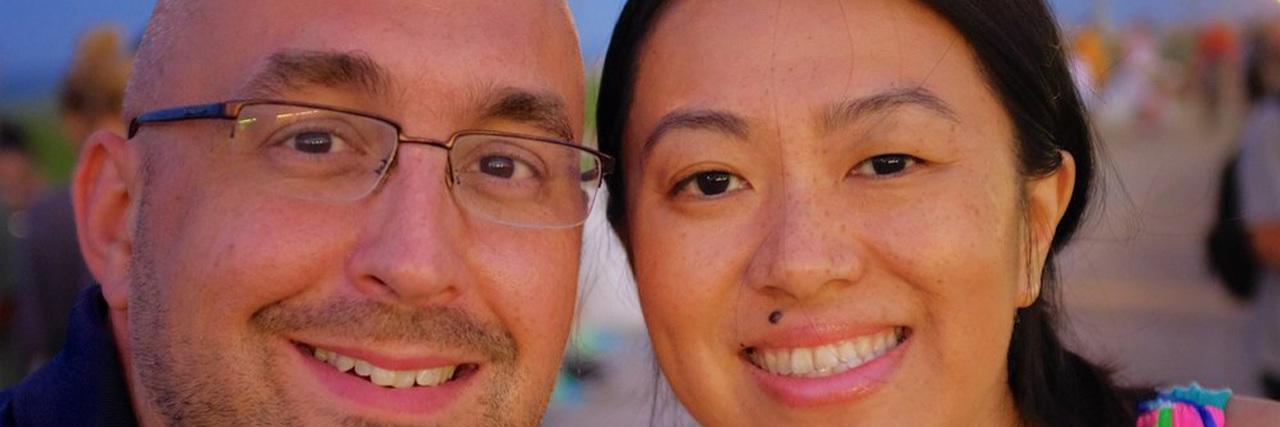 Steve pake and wife