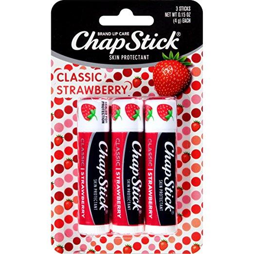 cherry chapstick