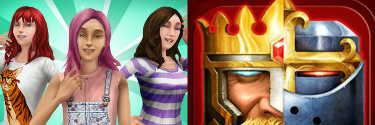 sims and clash of kings