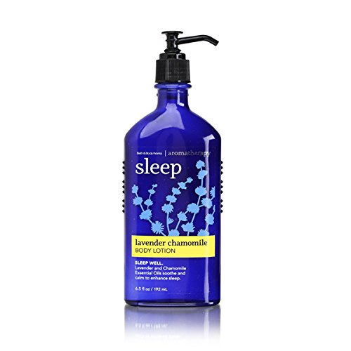 bath & body works relaxing lotion