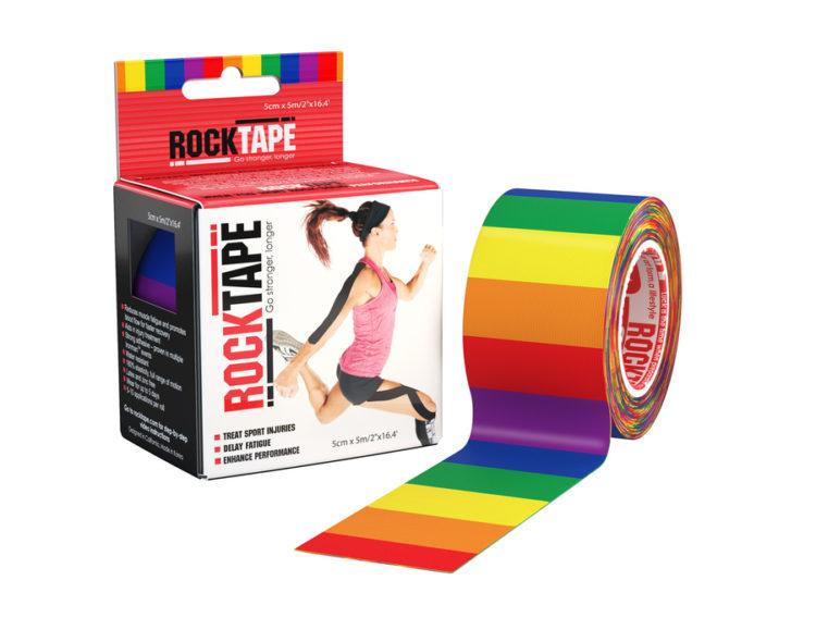 rainbow rocktape