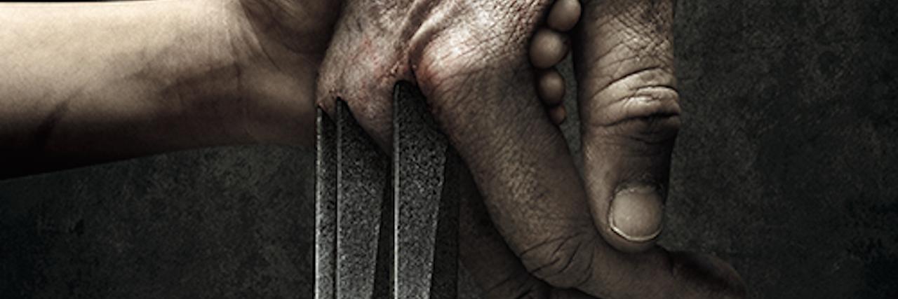 X-man hand, Logan