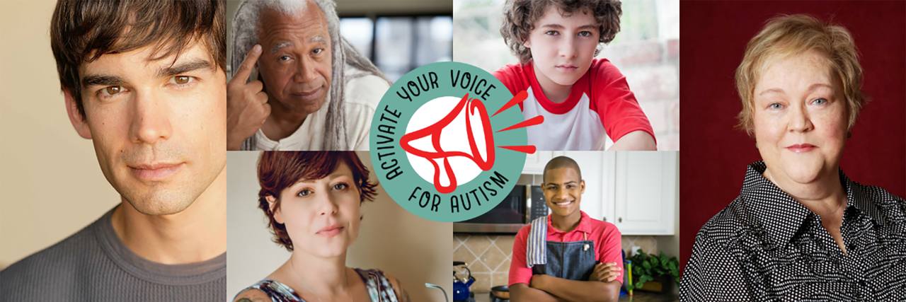 Actors, authors, artists and advocates activate their voices for autism.