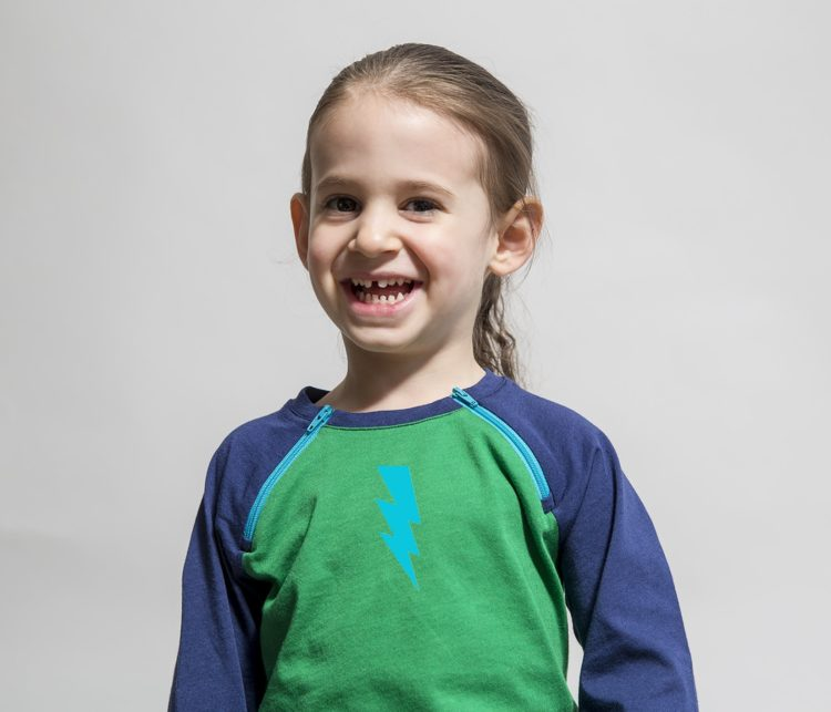 Care and Wear Bolt Shirt