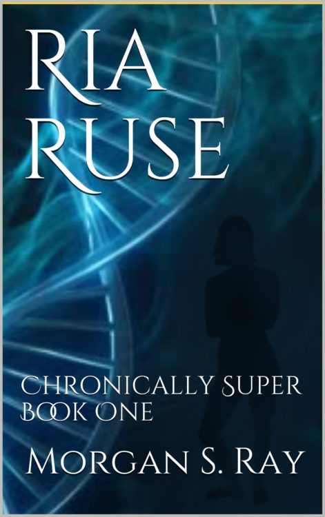 book cover of 'Ria Ruse' by Morgan S. Ray