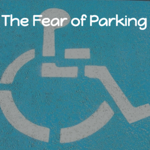 disability parking space