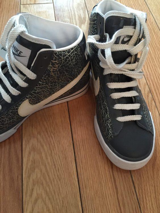 Jessica Sliwerski Nike shoes