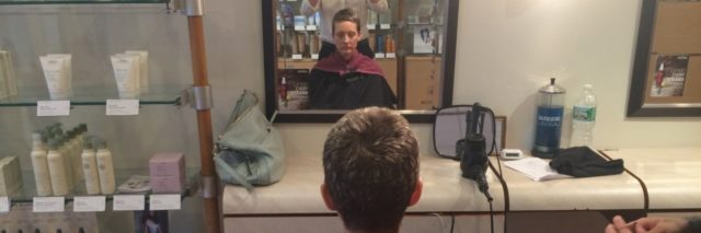 Jessica Sliwerski new haircut