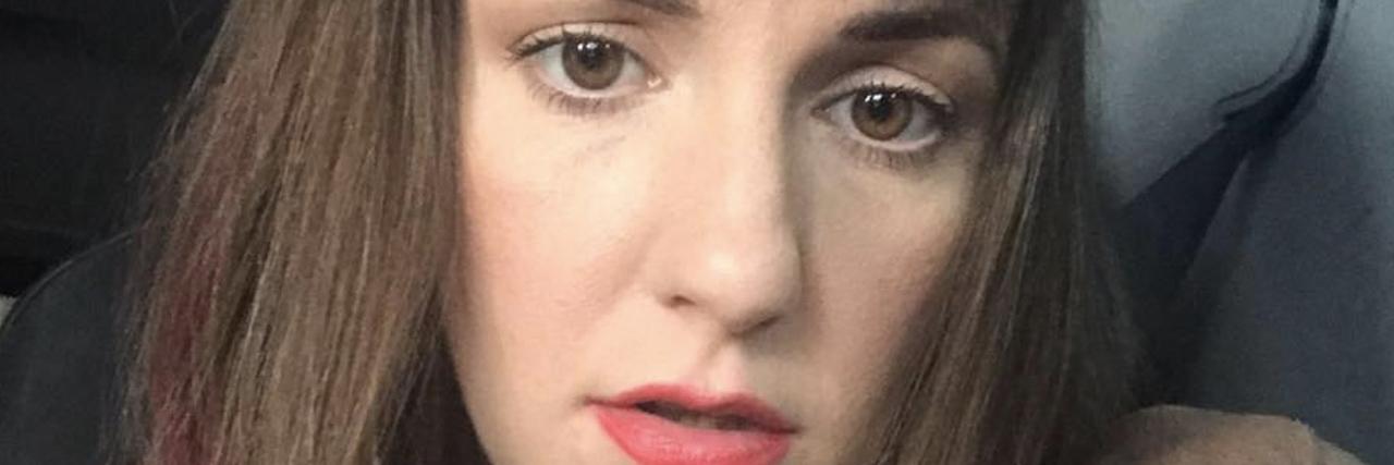 Photo of Lena Dunham