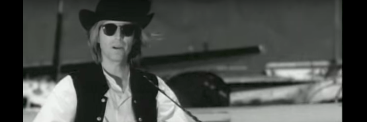 tom petty in cowboy hat