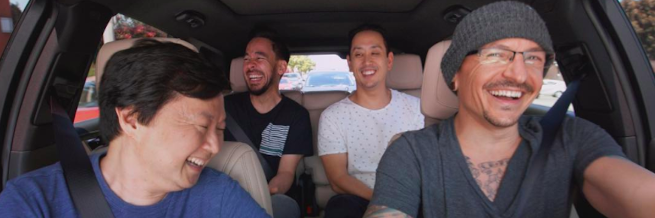 Car Pool Karaoke With Chester Bennington