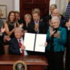 trump signing aca executive order