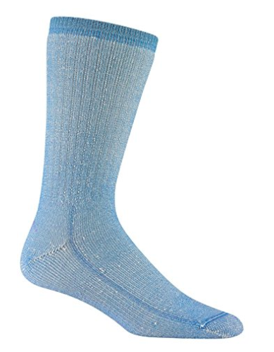 wigwam brand sock in blue