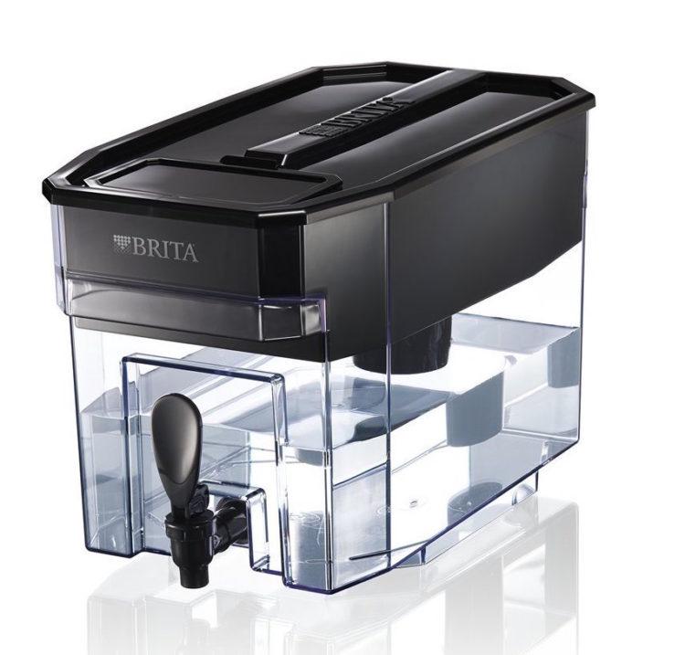 brita water filter and dispenser