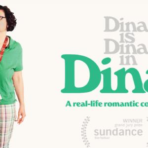 Dina documentary poster.