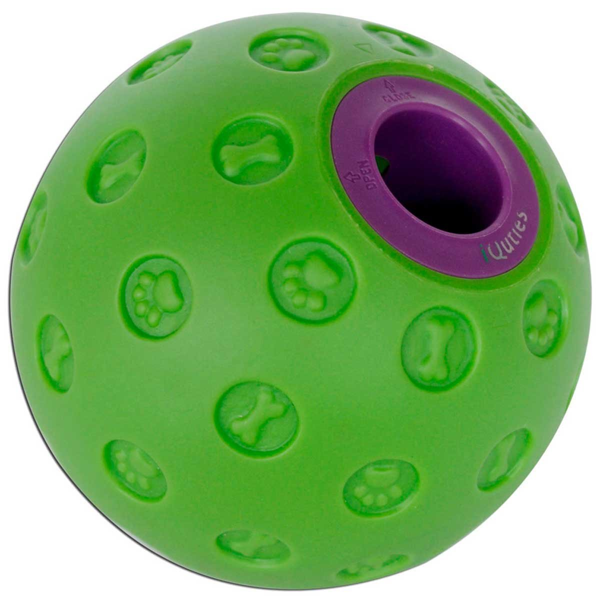 IQties dog puzzle ball.