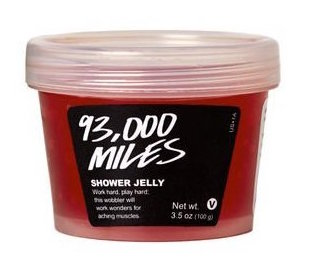 93000 shower jelly from LUSH