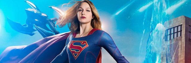 photo of supergirl from the tv show supergirl