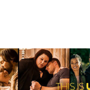 "Collage of scenes from ""This Is Us."""