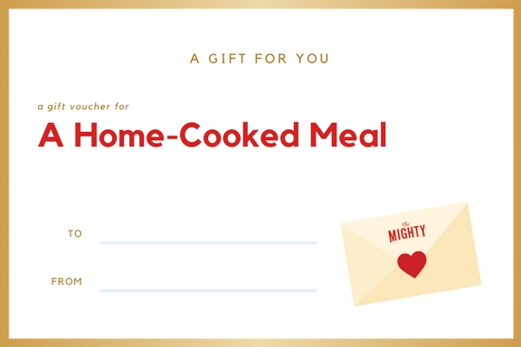 home cooked meal coupon
