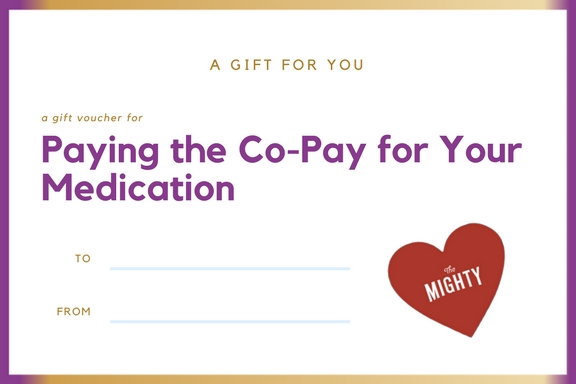Paying the Co-Pay for Your Medication