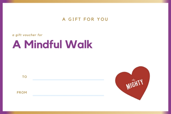 A Mindful Walk