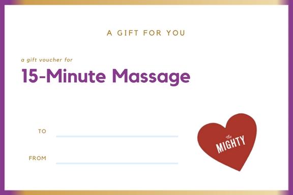 15-Minute Massage