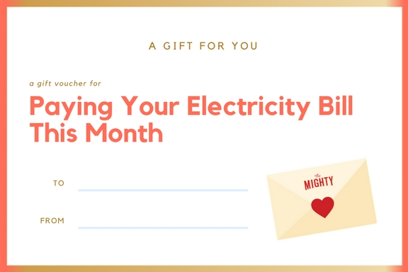 coupon for paying your electricity bill this month