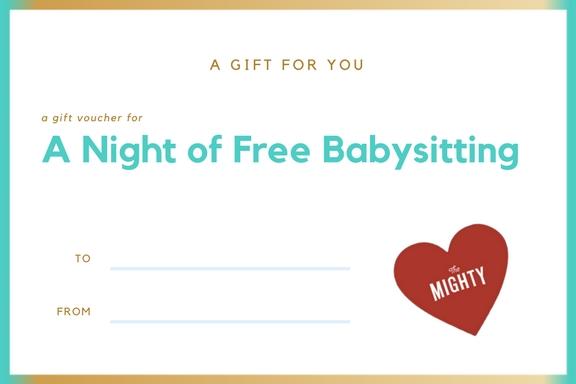 A Night of Free Babysitting