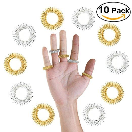 acurpressure rings