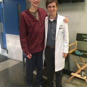 Coby Bird The Good Doctor.