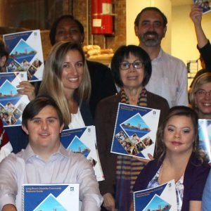 Long Beach disability resources guide release celebration.