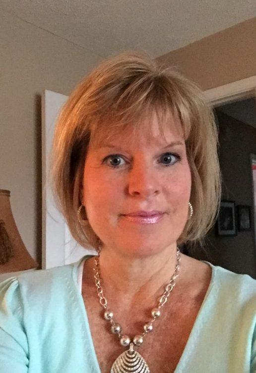 Judy Cloud before surgery