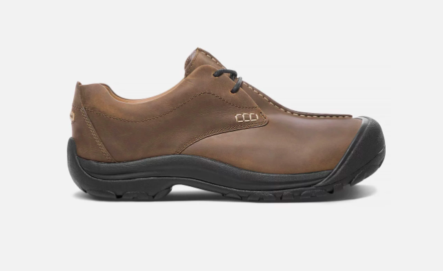 keen brown men's shoe