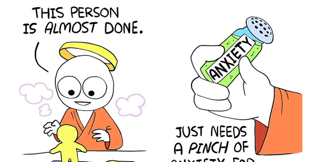 12 Comics That Are Too Relatable If You Live With Anxiety The Mighty