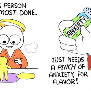 anxiety comic