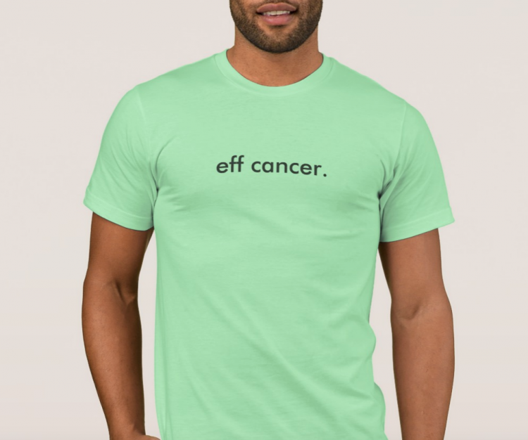 eff cancer shirt