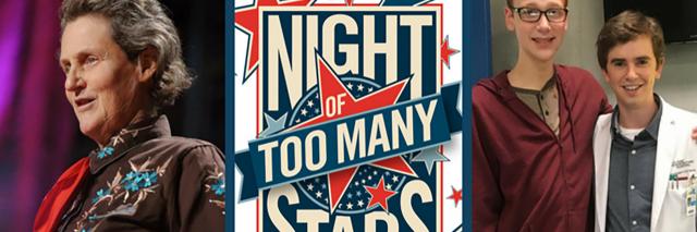 Night of Too Many Stars.