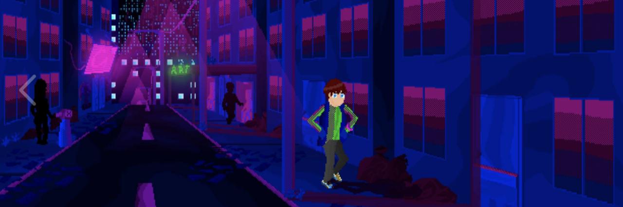 An Aspie Life video game screenshot
