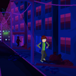 An Aspie Life video game screenshot