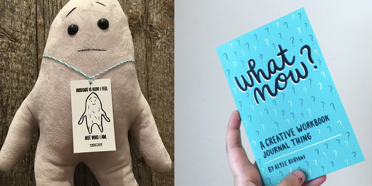 Workbooks best anxiety workbook : 15 Gifts to Give Your Anxious Friend | The Mighty