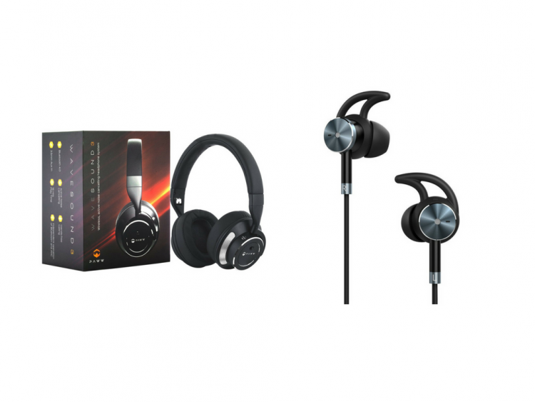 two pairs of noise cancelling headphones