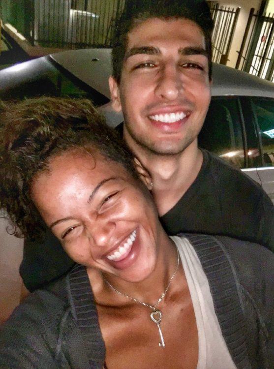 britt renee and boyfriend