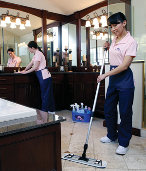 molly maid cleaning service