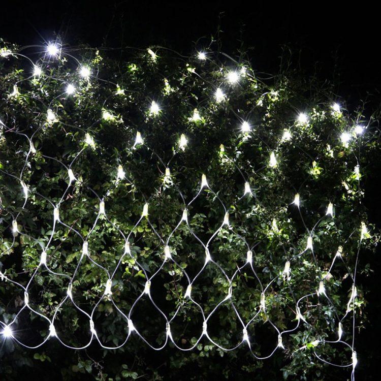 outdoor net lighting