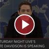 SNL's Pete Davidson Talking About Borderline Personality Disorder