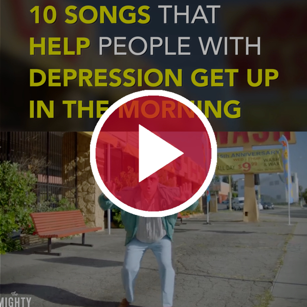 10 Songs That Help People With Depression Get Up in the Morning
